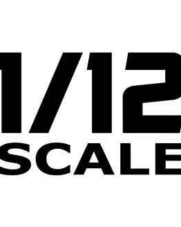 1/12 Scale Headsculpt