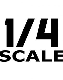 1/4 Scale Head Sculpt