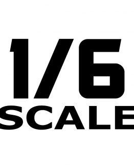 1/6 Scale Head Sculpt